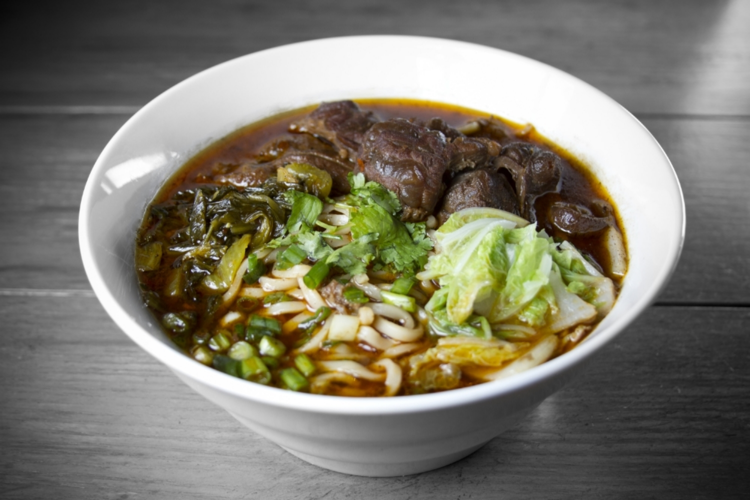 Taiwanese Style Beef Noodle