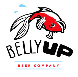 Belly Up Beer Company Logo
