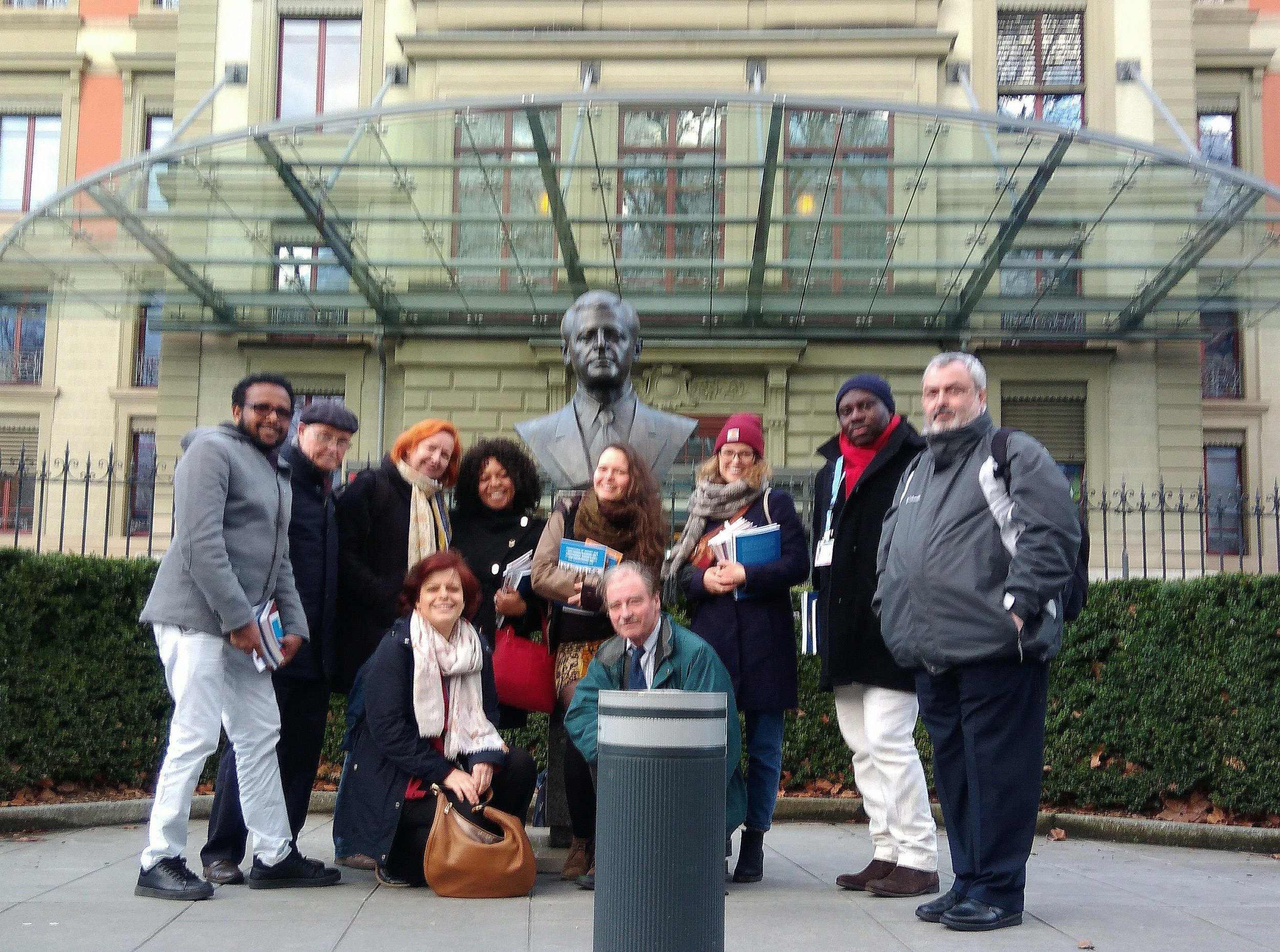 participants in front of Palais Wilson where they attended to the 125th Human Rights Committee.jpg