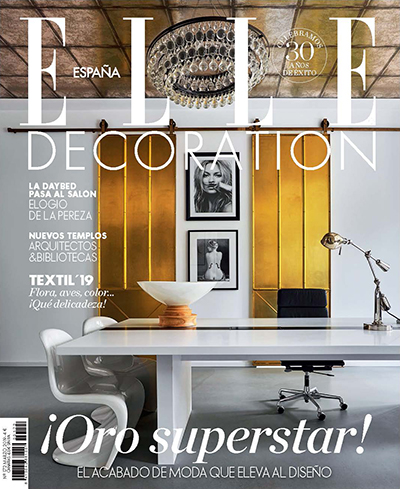 ELLE DECORATION ESPAÑA