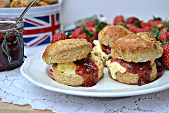 Scones with Strawberry and Basil Jam.jpg