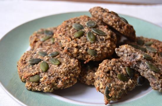 Three ingredient cookies plate.jpg