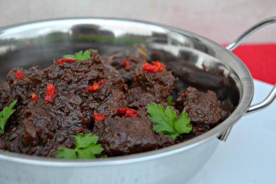Easy Beef Rendang Gourmet Mum