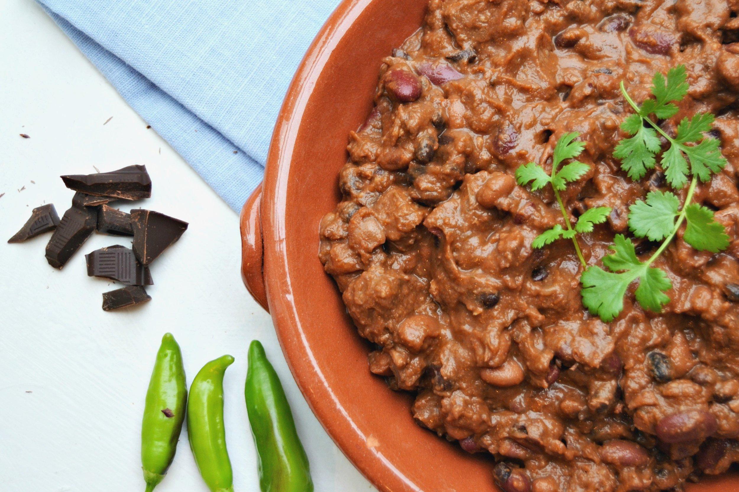 Authentic Chilli Con Carne Gourmet Mum