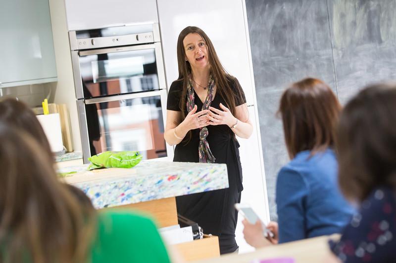 Dr Frankie Phillips - Nutrition Advisor for Organix ©Barbara Evripidou/FirstAvenuePhotography.com