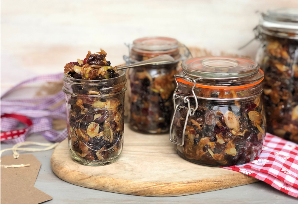 Easy Homemade Mincemeat Made Without Suet Vegan Dairy Free Gluten Free Gourmet Mum