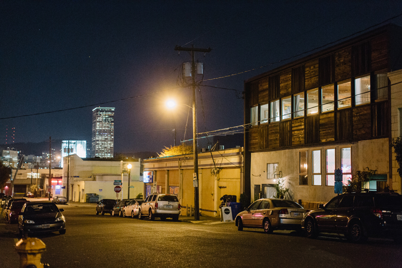 Portland City Venue photo by  Anna Jaye