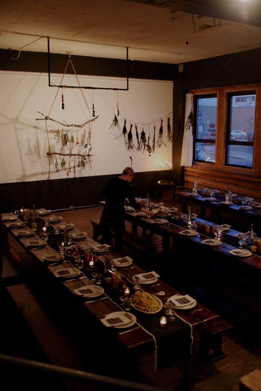 Association Portland Dinner Series