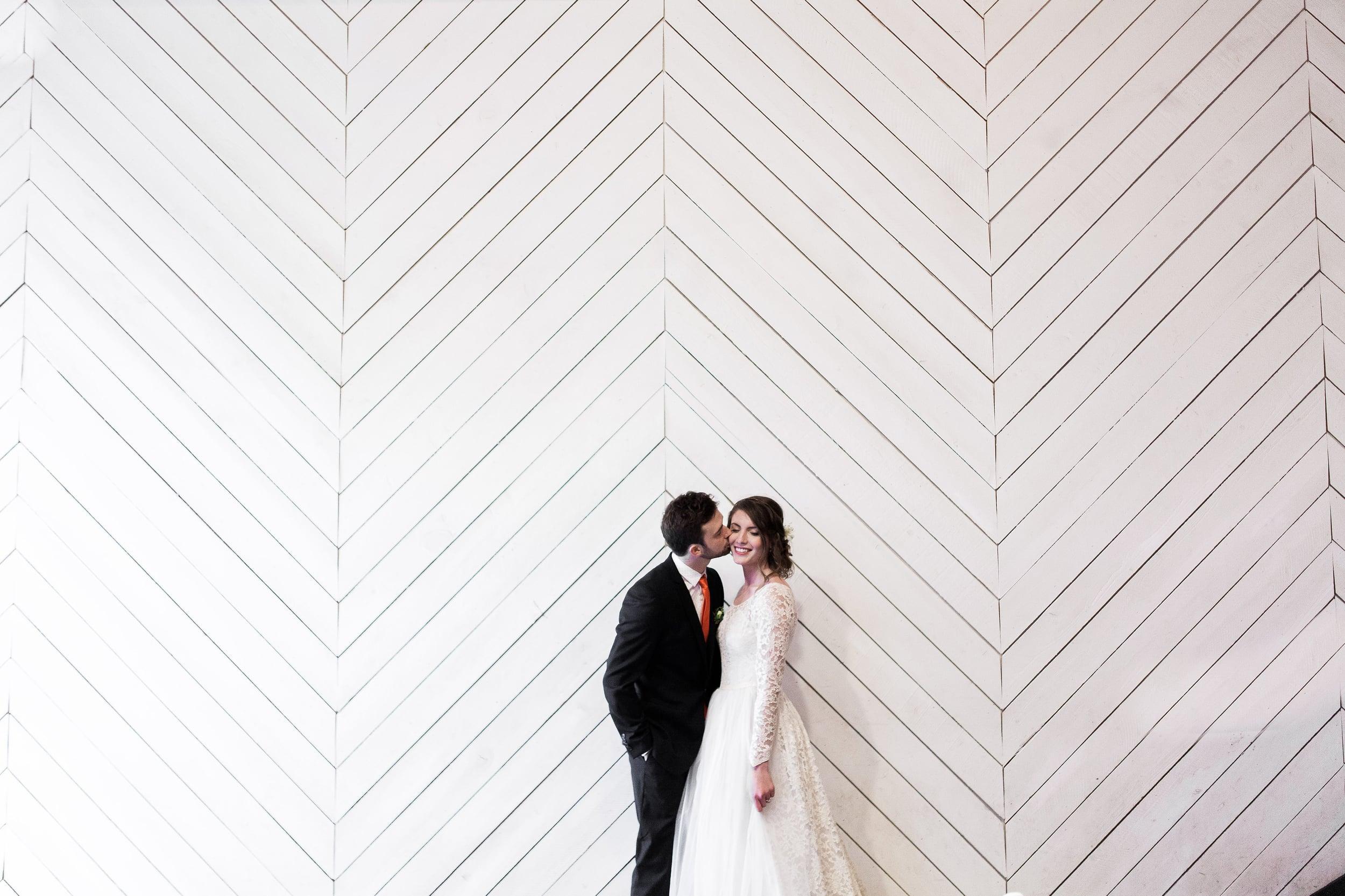 Portland Warehouse Wedding