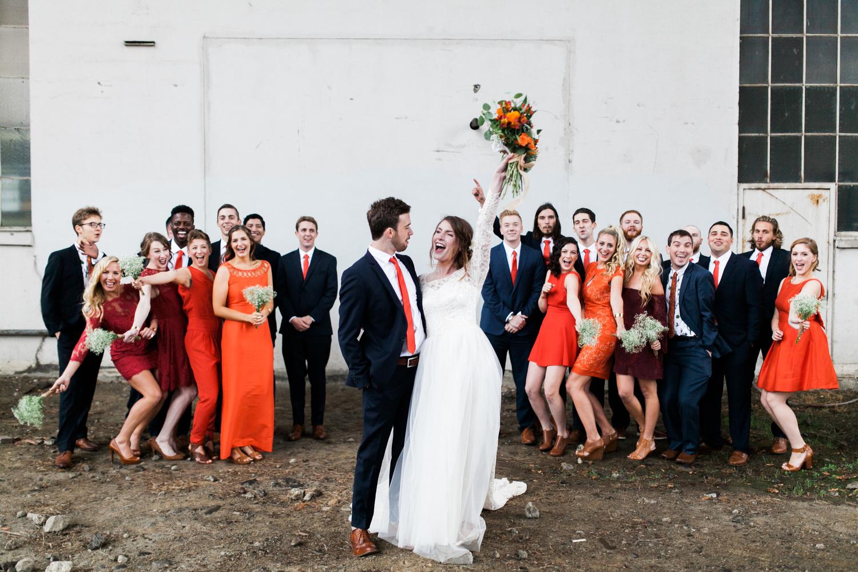Portland Wedding Venue  Union/Pine  Photo by  Olivia Strohm