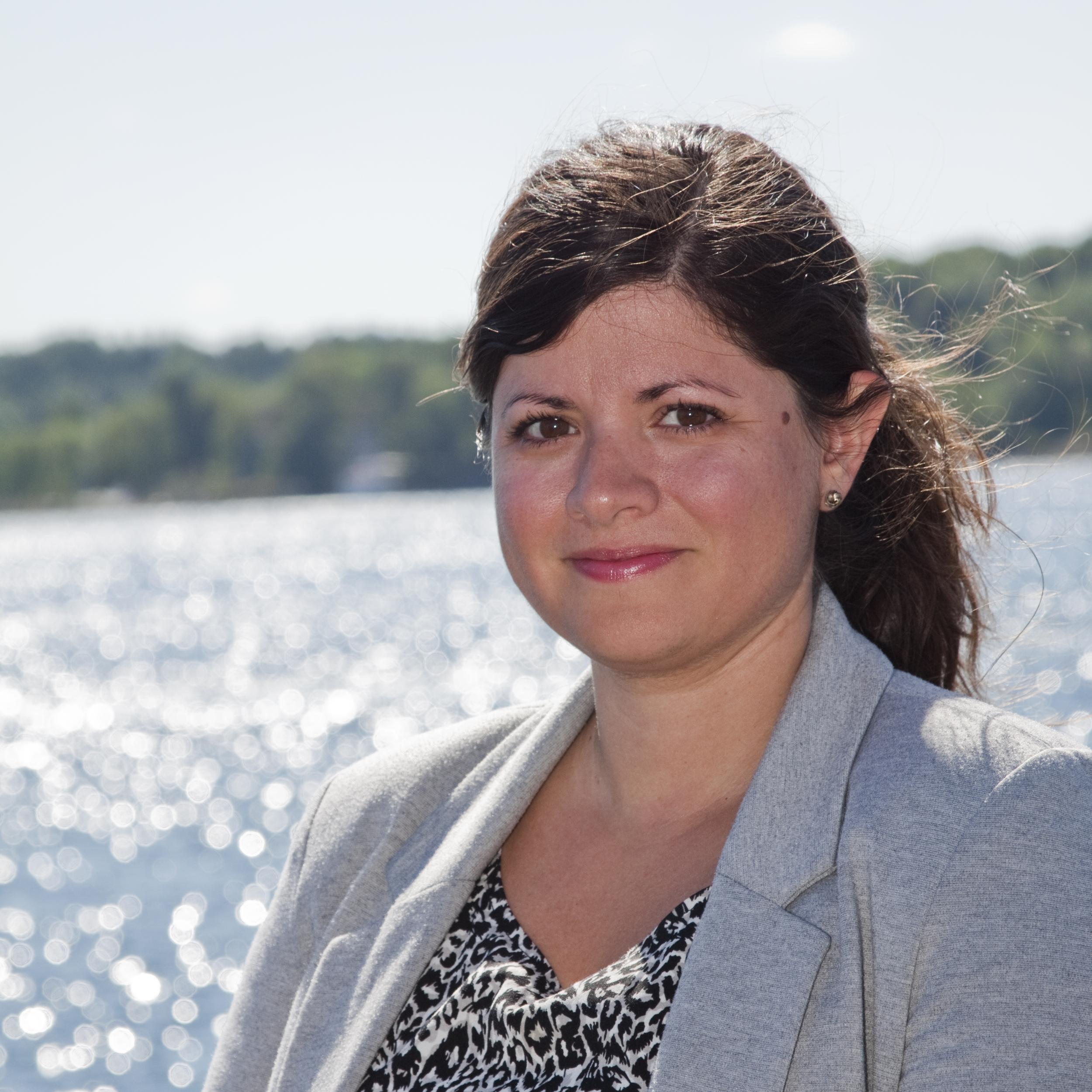 Karoline   Andaur    Karoline Andaur is Deputy CEO at WWF-Norway    Download photo here