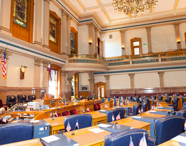 House & Senate Chambers