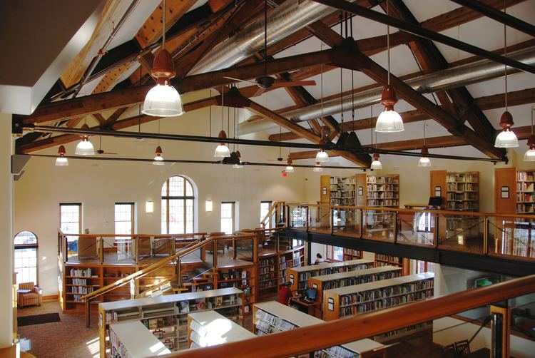 Harris Street Library
