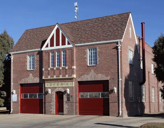 Fire House No.4