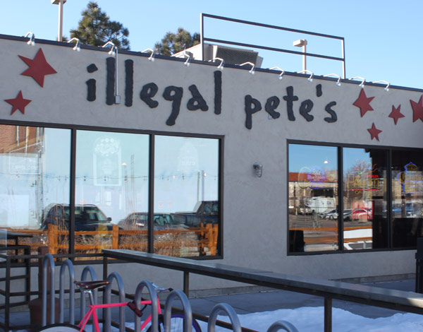 Illegal Pete's - Broadway