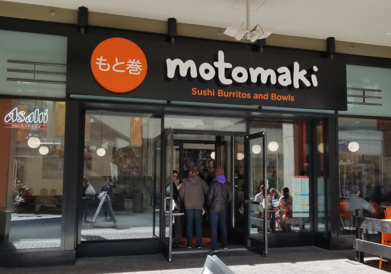 Motomaki Pavilions