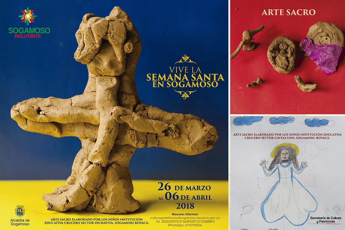 """Diseño y Fotografía con alumnos """"Niños"""" de las veredas """"Arte Sacro"""" Sogamoso Boyacá."""