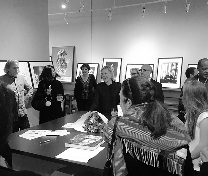 Terre Speaks @ Staley Wise Gallery - Remembering Marvin HamlischPhotographs by Len Prince Book Signing - Dec 10th, 2015