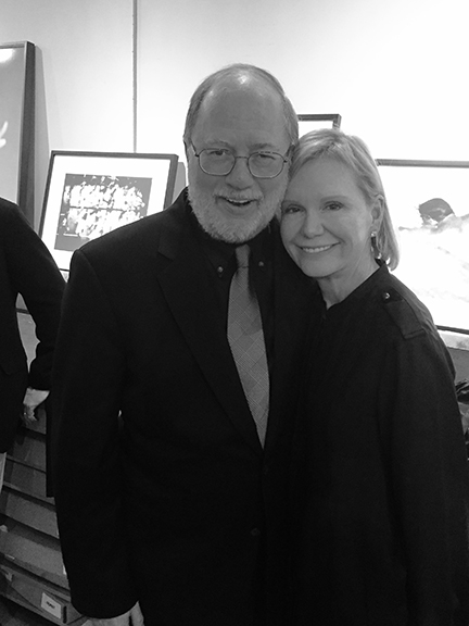 Rupert Holmes & Terre Blair Hamlisch @ Staley Wise Gallery NYC Dec10,2015