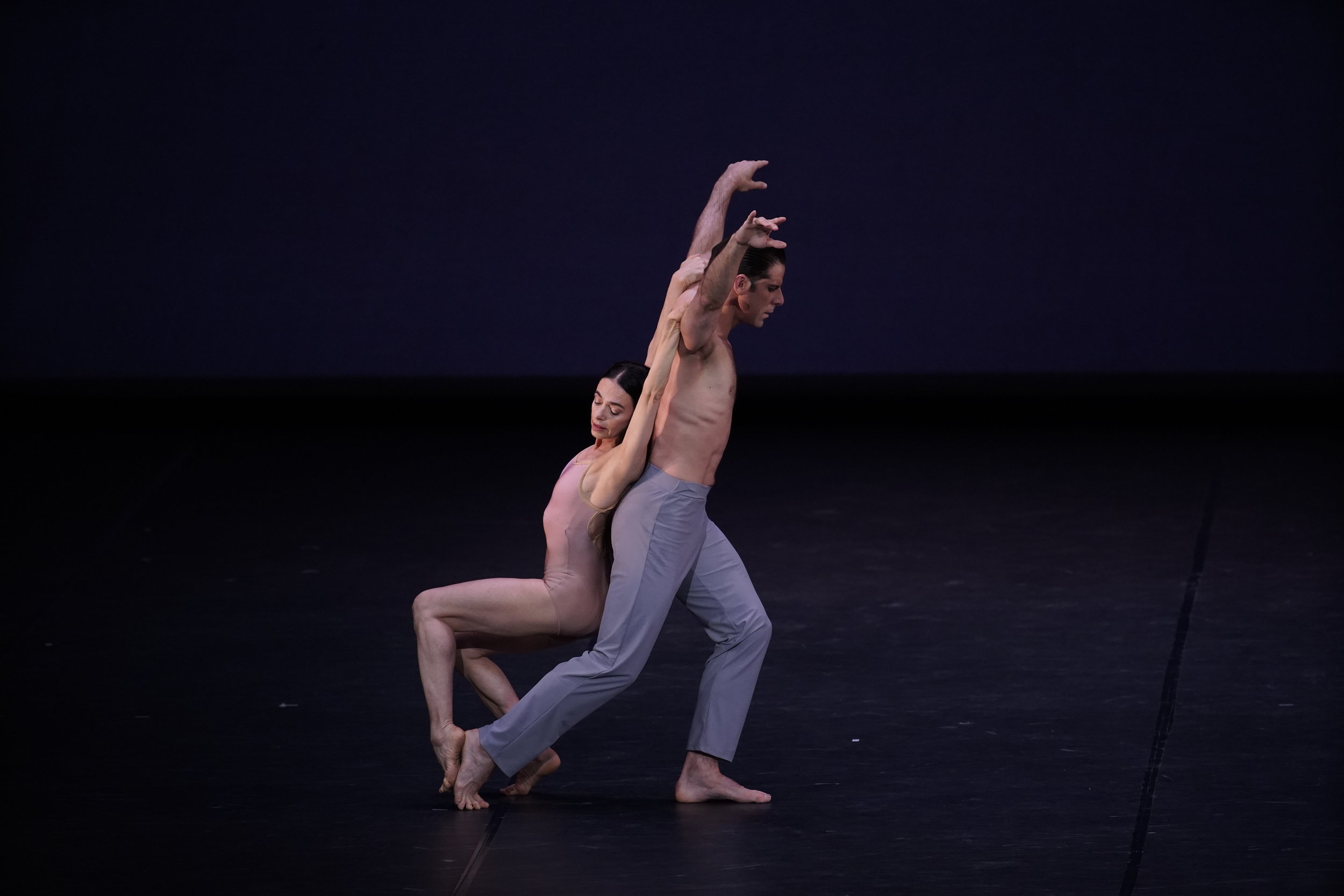 Alessandra Ferri and Marcelo Gomes in After the Rain. ©Hidemi Seto