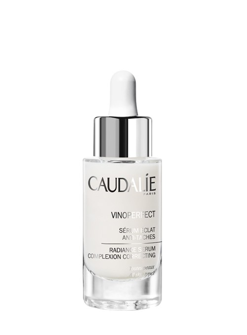 - A creamy, refreshing serum meant to help brighten skin and treat dark spots. I've found that Vitamin C serums have really helped with my acne scarring and overall skin-brightness. This one contains