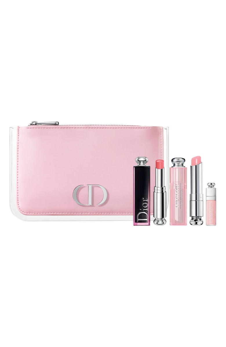 Dior Addict Lip Glow Set: $75 ($90 value) - I am the laziest when it comes to lip product. Yes, lip balm is essentially attached to my right hand, but when it comes to lipstick, I'm lazier than 7-year-old me during