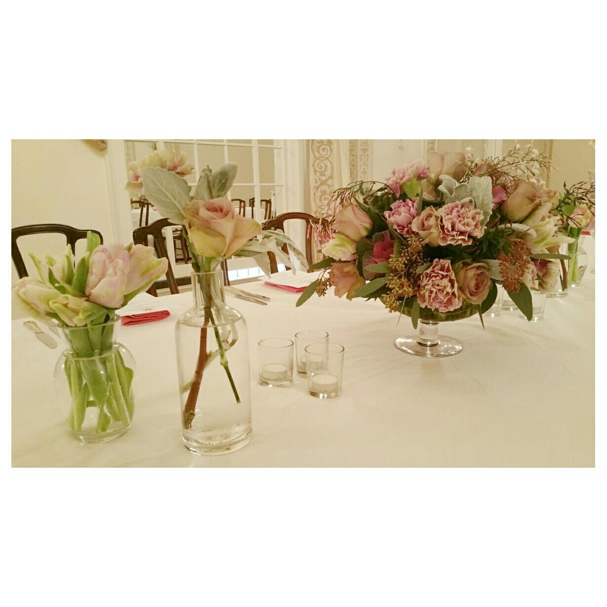 Metropolitan Club flowers