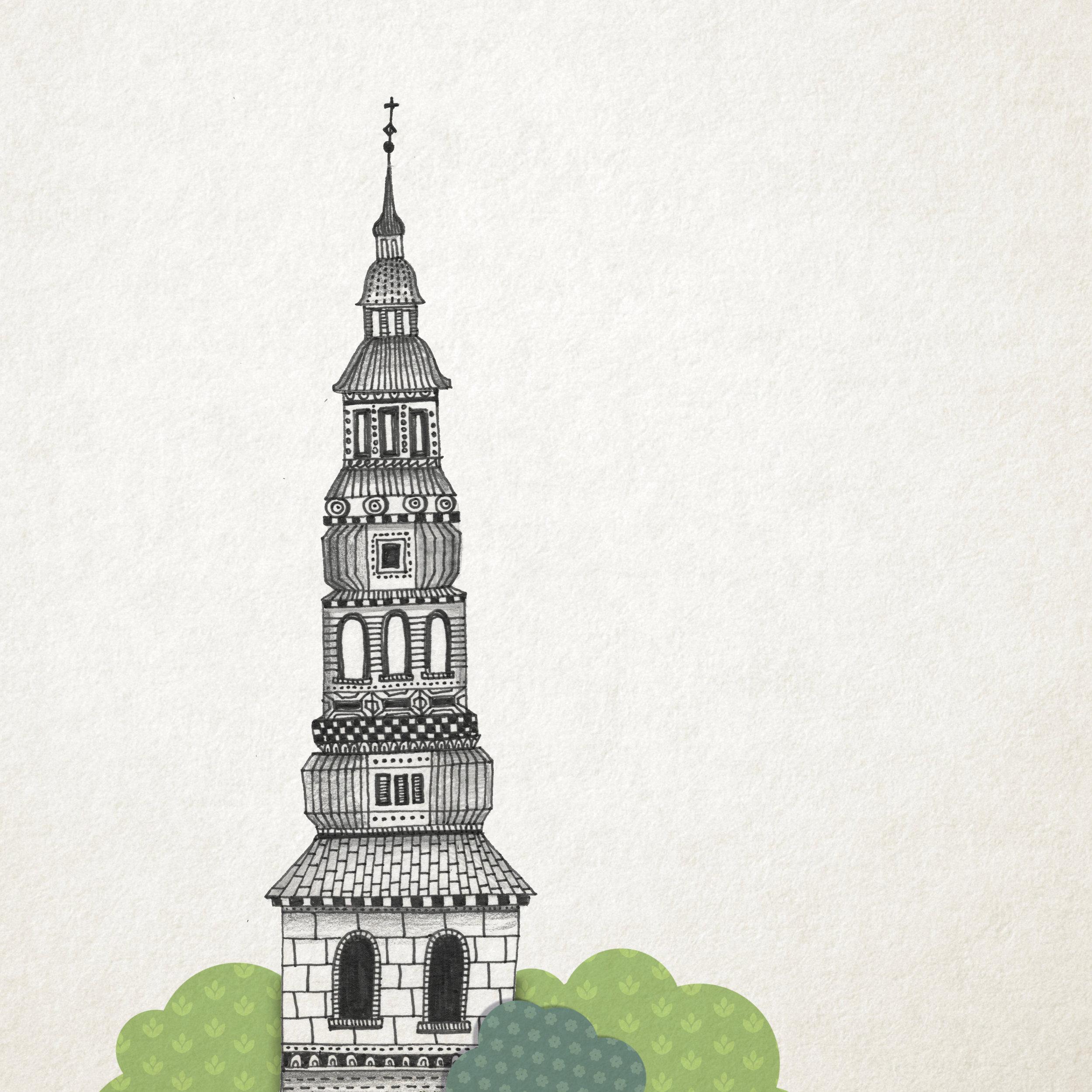 Church that's not a Church - Nikolaj Kunsthal