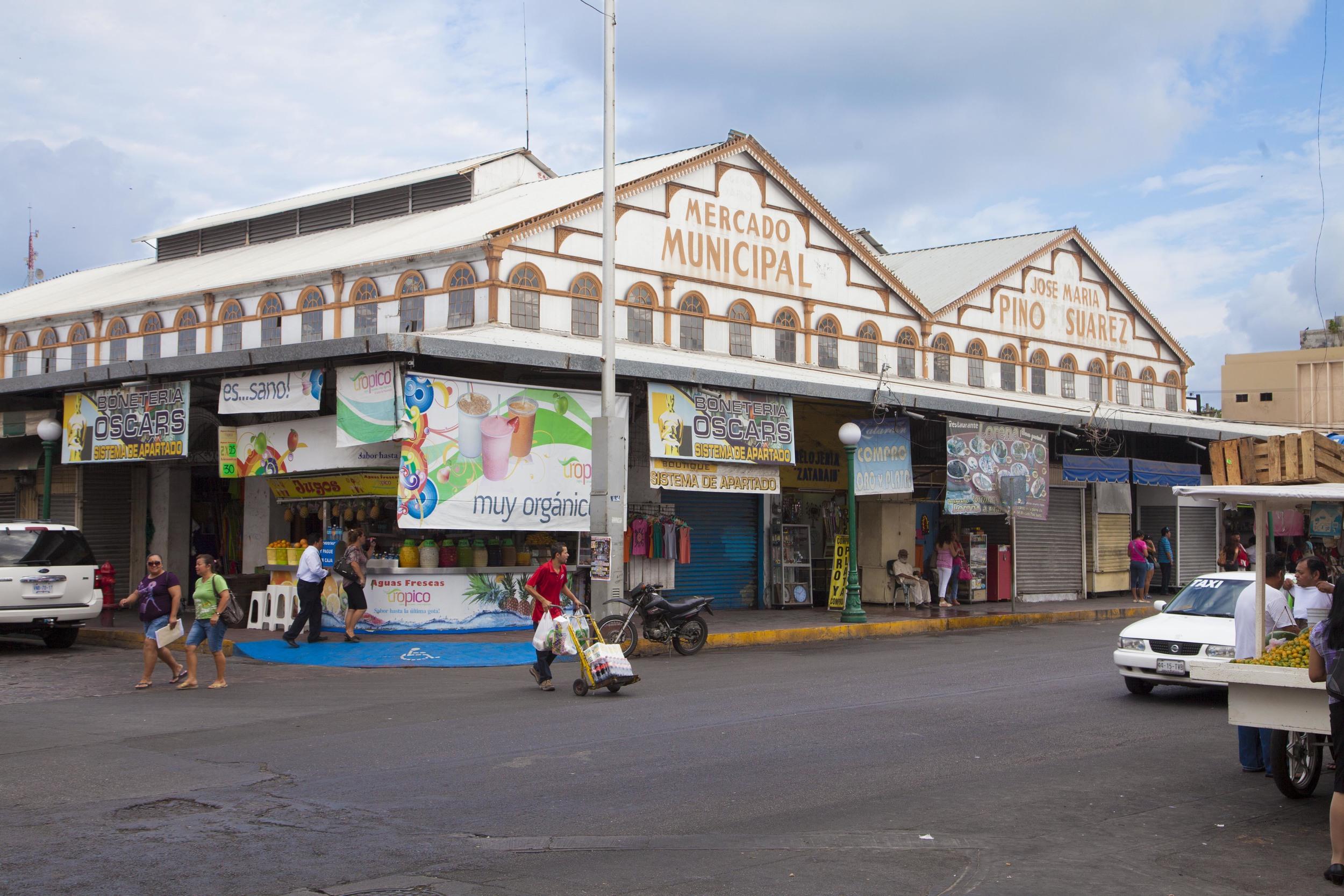 mercado municipal in mazatlan