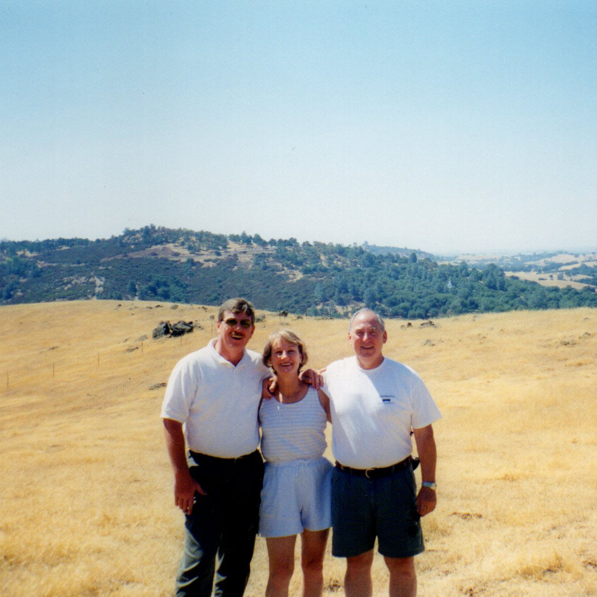 Chris, Peggy & Terry