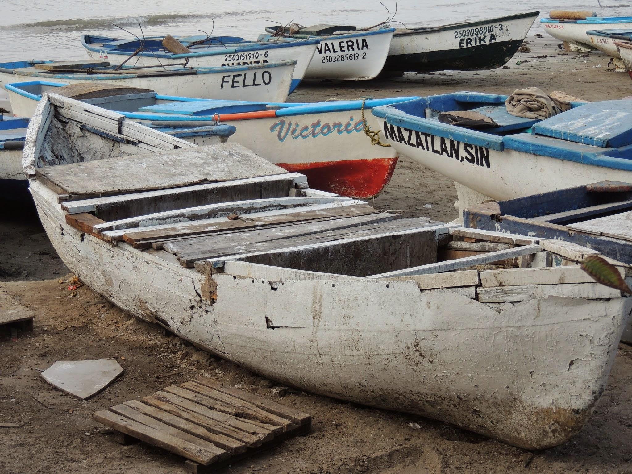 fisherman's wharf in mazatlan