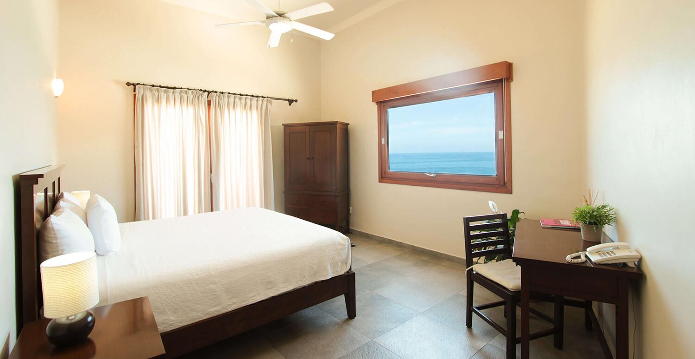 view from hotel room mazatlan