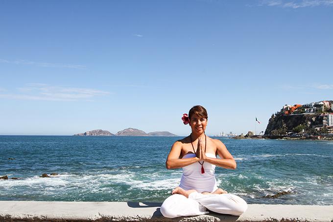 yoga in mazatlan