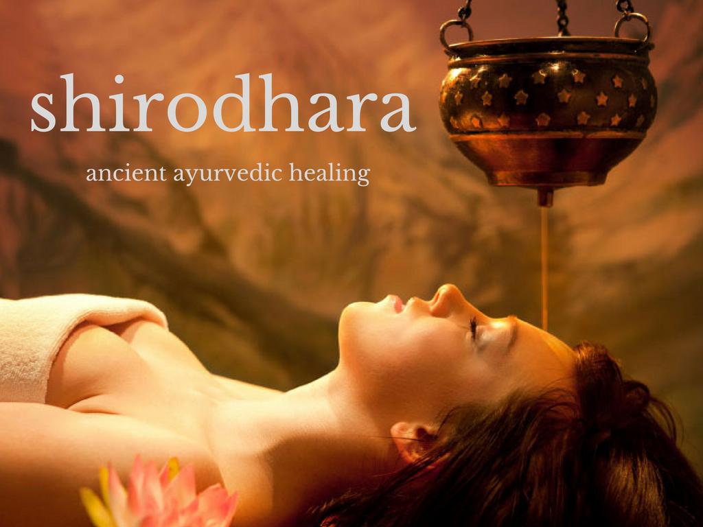shirodhara