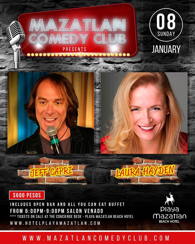 january comedy club