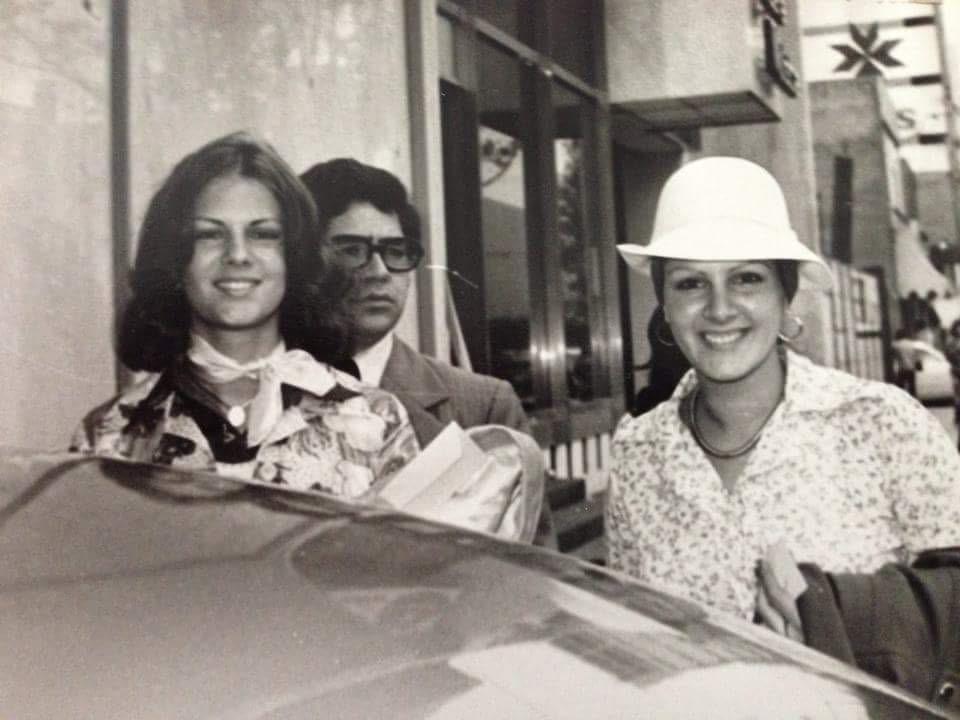 Lupita Valades far right.