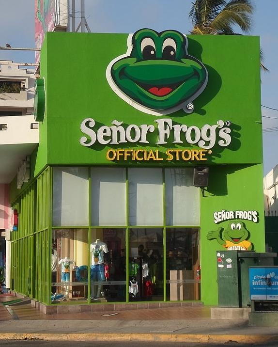 senor frogs mazatlan