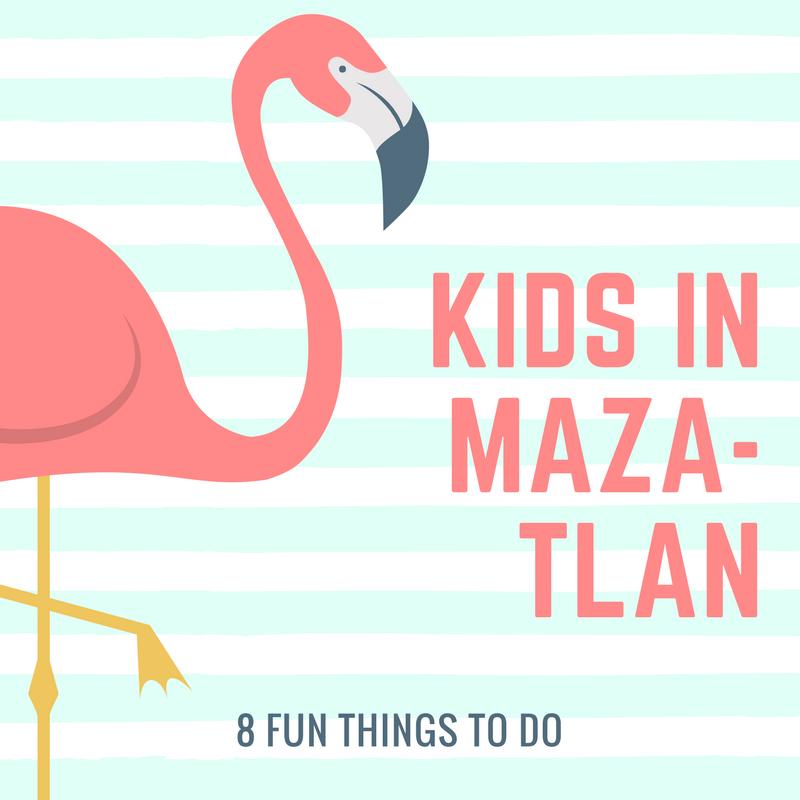 kids in mazatlan