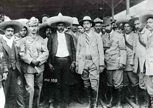 Emiliano Zapata.  Wikipedia