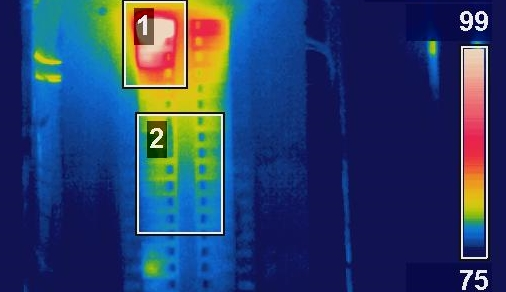 What an Infrared Camera Sees