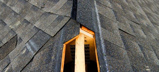 Inadequate venting systems can contribute to mold problems. -