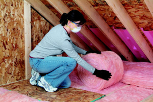Improperly installed attic insulation can create mold issues. -