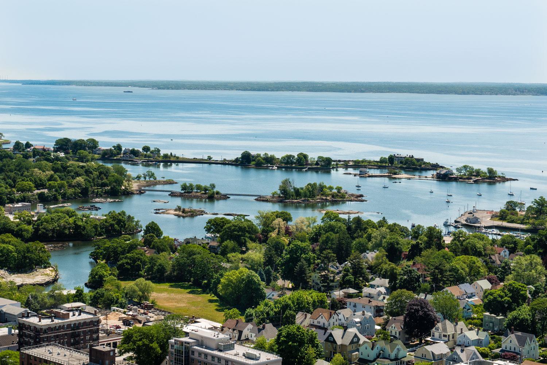 Long Island Sound / 5  Islands Park New Rochelle