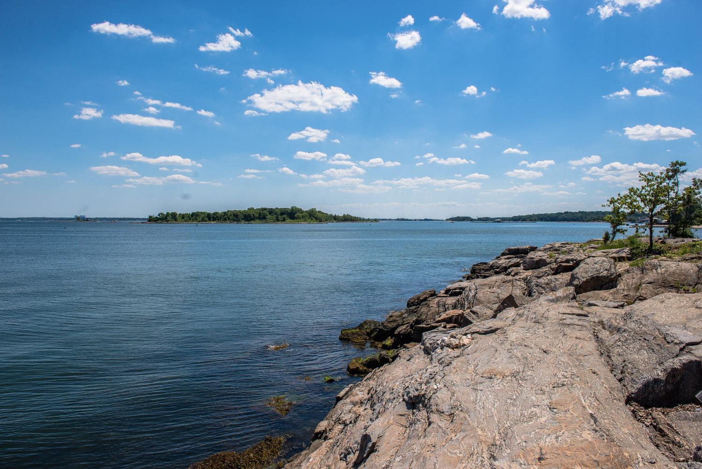 Davenport Park / Long Island Sound, New Rochelle