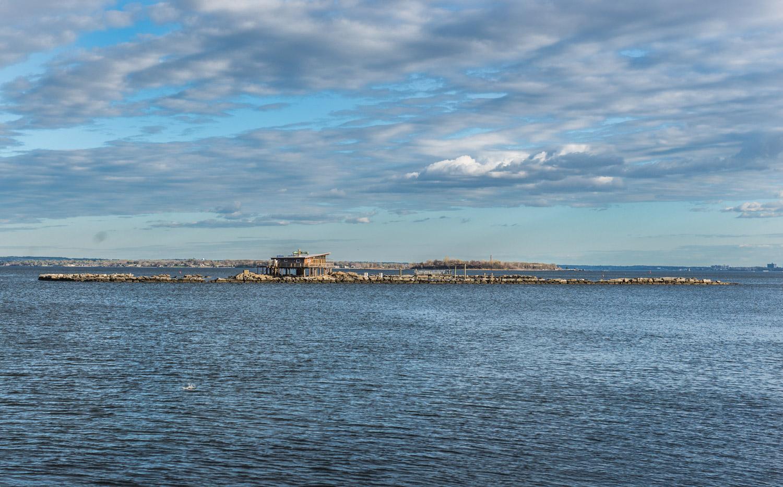 Long Island Sound, New Rochelle