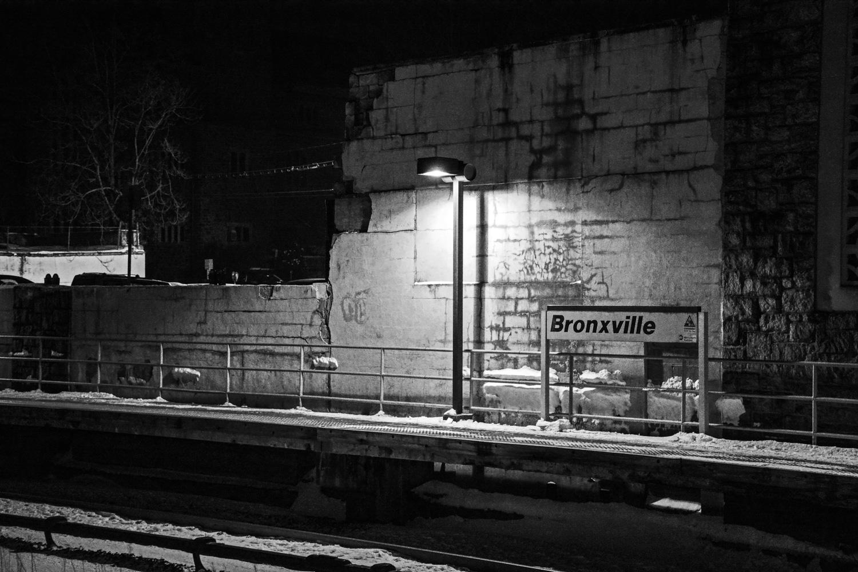 Bronxville Train Station