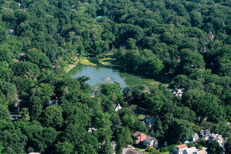 New Rochelle  Beechmont Lake