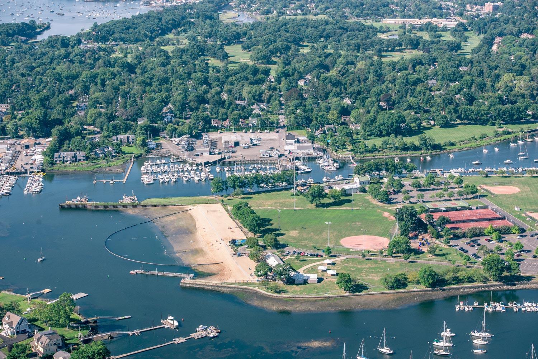 Mamaroneck  Harbor Island