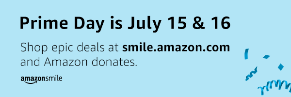 You can make a difference while you shop Amazon Prime Day deals on July 15 & 16. Simply shop at  smile.amazon.com/ch/46-2697061  and AmazonSmile donates to JustPay (GreenPay).