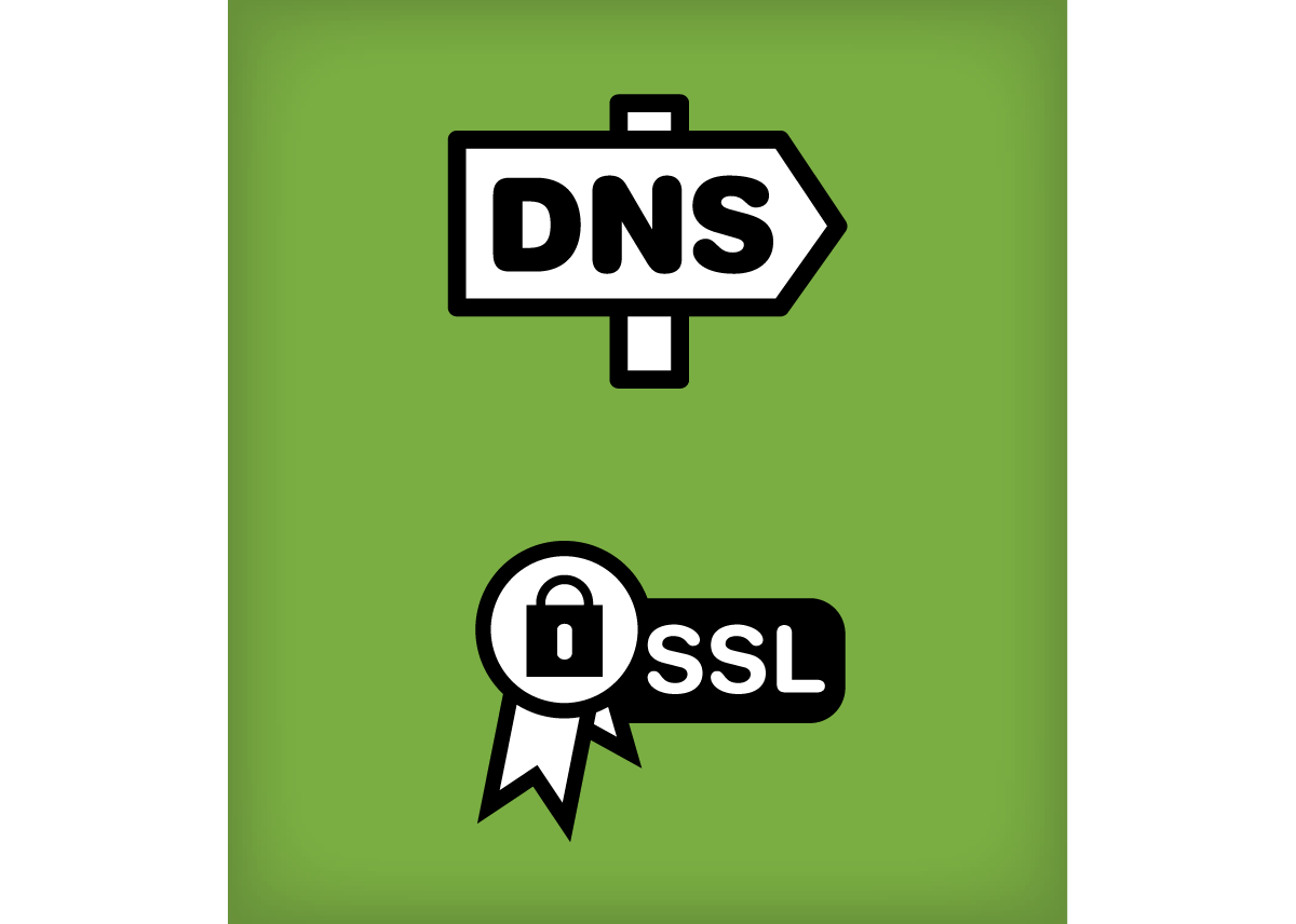 Domains and SSL Certificates